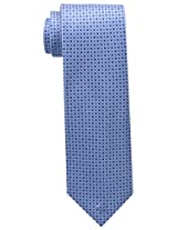 Tommy Hilfiger Men's Core Micro Tie, Blue, One Size