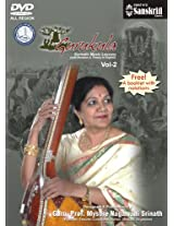 Gurukula Carnatic Music Lessons Volume 2 DVD