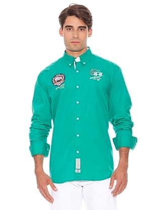 La Martina Camisa Zapo (Verde)