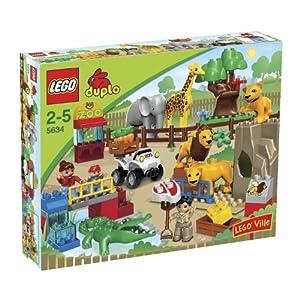 レゴ デュプロ どうぶつえん 5634