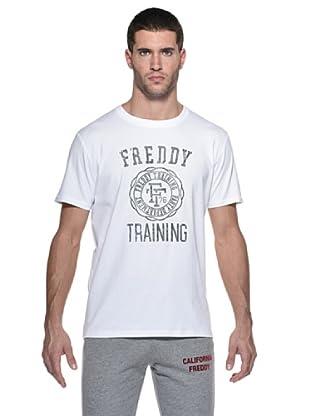 Freddy Camiseta Emotion (Blanco)