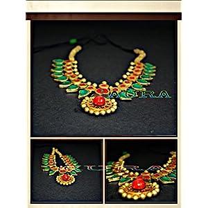 AUrA-EArTH Vashyanjali Necklace