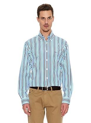 Tenkey Camisa Winston (Azul)