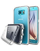 Rearth Ringke Fusion Series Case For Samsung Galaxy S6 Transparent