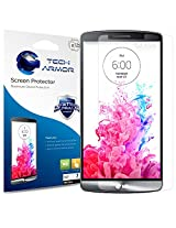 Tech Armor HD Clear Screen Protector for LG G3 (Pack of 3)