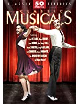 Classic Musicals 50 Movie Pack: Royal Wedding - Second Chorus - Stage Door Canteen - Breakfast in Hollywood - Hi-De-Ho - Rock-Rock-Rock - Till the Clouds Roll By + 43 more!