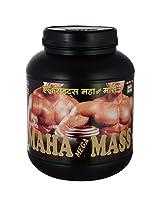 Ankerite Maha Mega Mass Gainer (Chocolate) - 1000 g