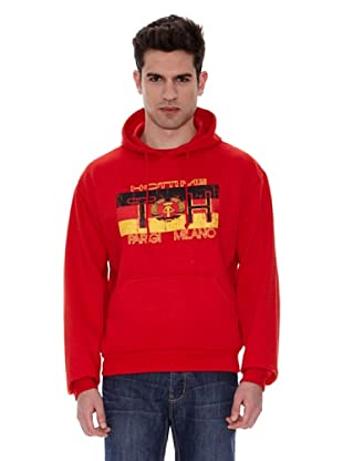 TH Sudadera Alemania Killien (Rojo)