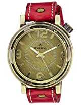 Aveiro Analog Brown Dial Men's Watch - AV70RED