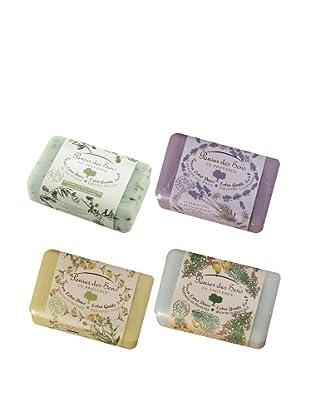 Panier des Sens Essence of Provence, 4 Pack