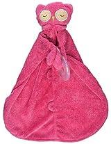Angel Dear Blankie, Pink Owl