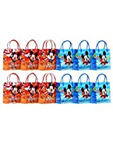 NEW Disney Mickey Mouse Party Favor Goodie Gift Bag - 8
