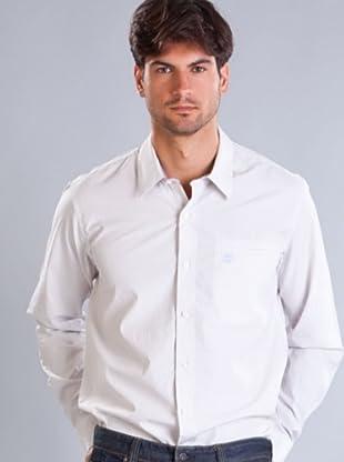 Timberland Camisa Cuadros Mini (Salmón / Blanco)