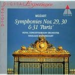 アーノンクールのモーツァルト交響曲第31番「パリ」