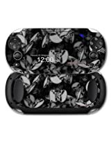Sony Ps Vita Skin Skulls Confetti White By Wraptor Skinz