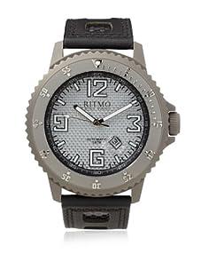 Ritmo Mundo Men's Hercules Titanium Grey/Silver Stainless Steel Watch