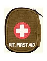 Soldier Individual First Aid Kit - Olive Drab