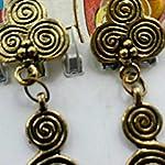 Fancy earring by mvk