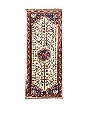 RugSense Alfombra Persian Kaskai Beige/Multicolor