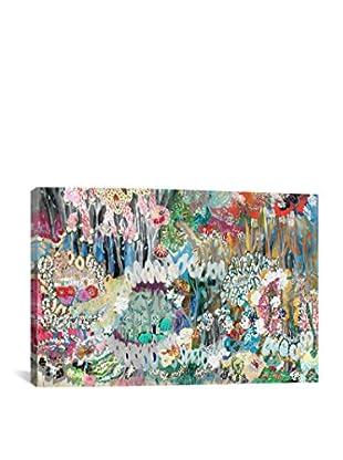 Lia Porto Gallery Gatas Peludas Canvas Print