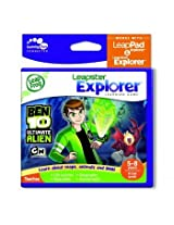 LeapFrog Leapster Explorer Game Ben 10