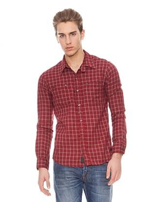 Tommy Hilfiger Camisa Jonas (Rojo)