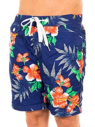 Superdry Shorts da Bagno Honolulu
