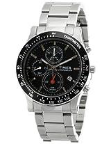 Timex E-Class I506 Analog Men's Watch-Black