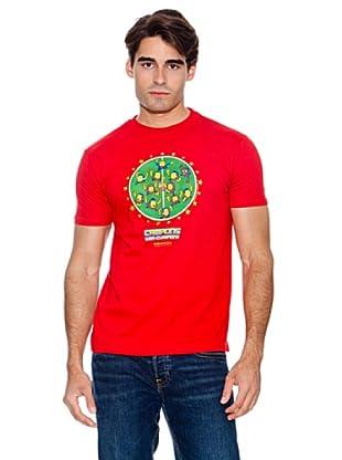 Kukuxumusu Camiseta Victory Barça (Rojo)