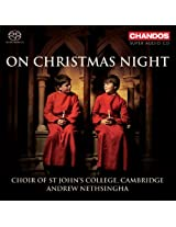On Christmas Night (Carols From St Johns College Choir Cambridge)
