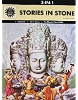 Stories in Stone: 3 in 1 (Amar Chitra Katha)