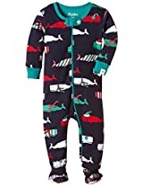 Hatley Baby Boys' Footed Coverall