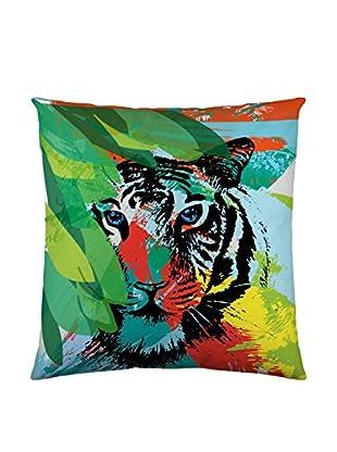 NATURALS Funda De Cojín Fantasy Tiger