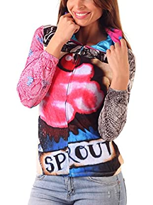 Culito From Spain Sudadera con Cierre Fruit
