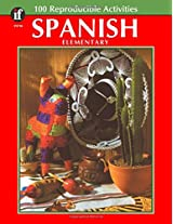 Spanish, Grades K - 5: 100 Reproducible Activities