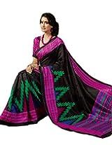 Bhavi Embellished Art Silk Saree