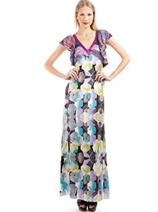 Custo Vestido Ivonis evolution (Multicolor)
