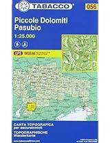 Piccole Dolomiti Pasubio 056 GPS 2013: TAB.056