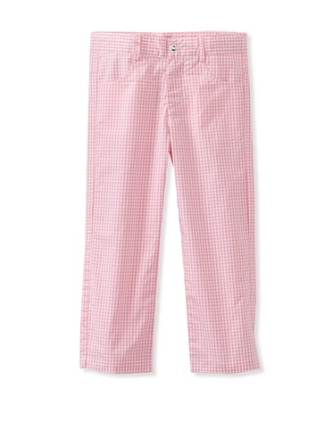 A for Apple Howdy Pants (Pink)