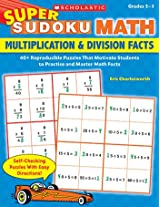 Quality Value Super Sudoku Math Multiplication & By Scholastic Teaching Resources