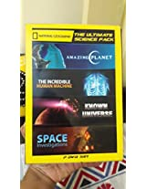 "NATIONAL GEOGRAPHIC-""THE ULTIMATE SCIENCE PACK"""