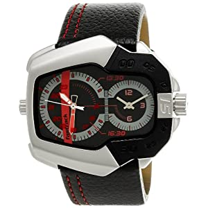 Fastrack NE3080SL01 Men's Wrist Watch-Black