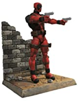 Diamond Select Toys Marvel Select Deadpool Action Figure, Multi Color
