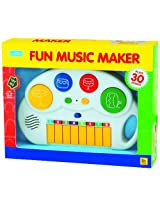 Megcos Fun Music Maker, Multi Color