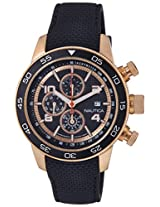 Nautica Chronograph Black Dial Men's Watch - NTA24531G