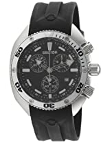 Sector Chronograph Black Dial Men's Watch - R3251966115