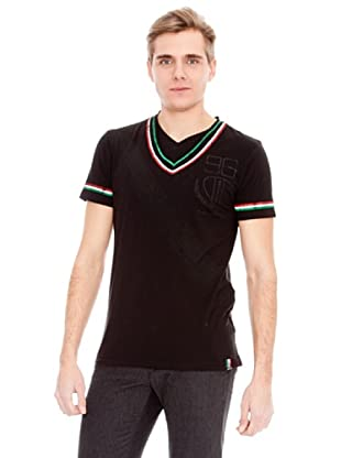 Unitryb Camiseta Manga Corta (Negro)
