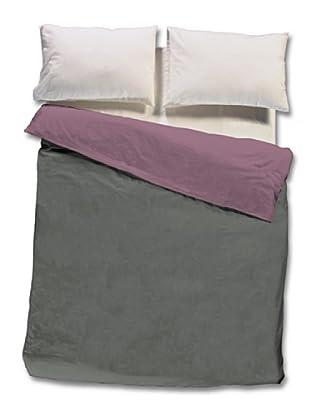 ROC NEIGE Saco Nórdico Liso (gris / morado)