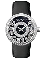 Giordano Analog Black Dial Women's Watch 2582-01