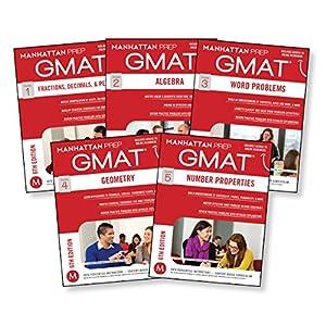 GMAT Quantitative Strategy Guide Set (Manhattan Prep GMAT Strategy Guides)